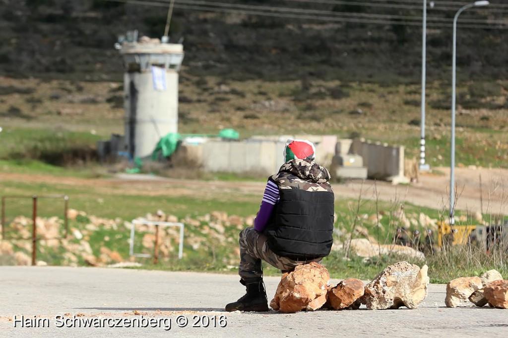 Nabi Saleh 15/01/2016 | IMG_7187