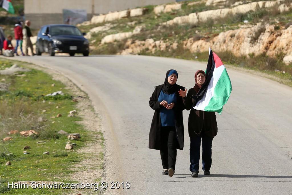Nabi Saleh 15/01/2016 | IMG_7193