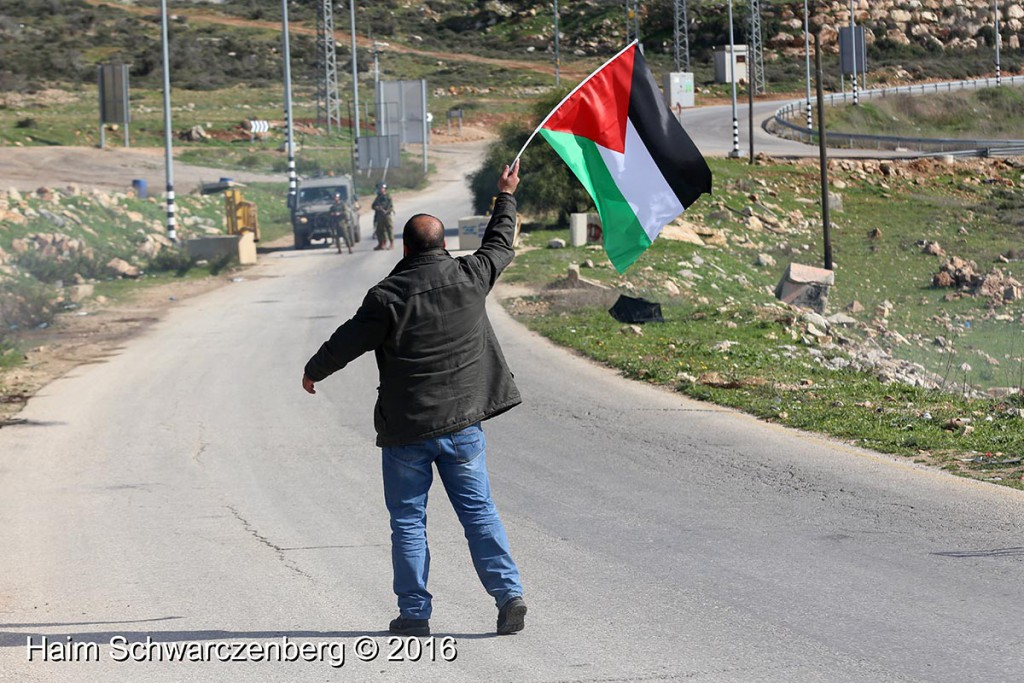 Nabi Saleh 22/01/2016 | IMG_7640