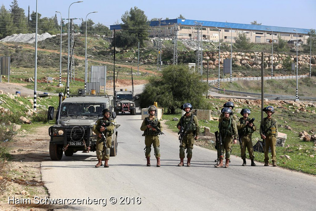Nabi Saleh 22/01/2016 | IMG_7717