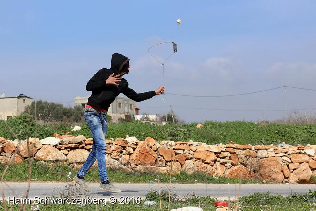 Nabi Saleh 22/01/2016 | IMG_7739