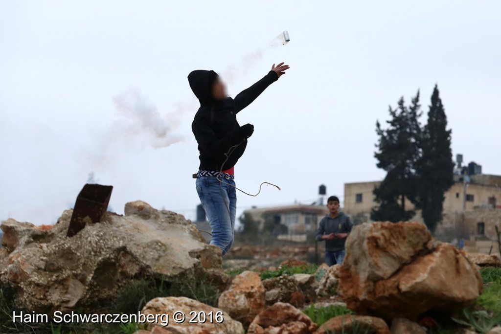 Nabi Saleh 29/01/2016 | IMG_8232
