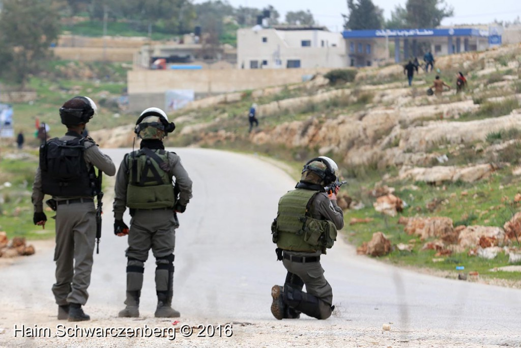 Nabi Saleh 29/01/2016 | IMG_8282