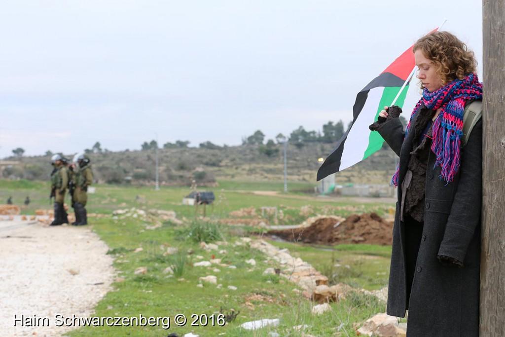 Nabi Saleh 29/01/2016 | IMG_8382