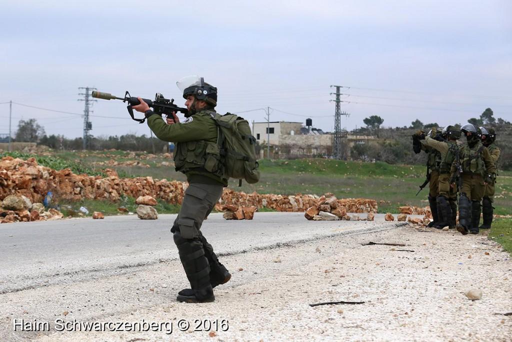 Nabi Saleh 29/01/2016 | IMG_8399