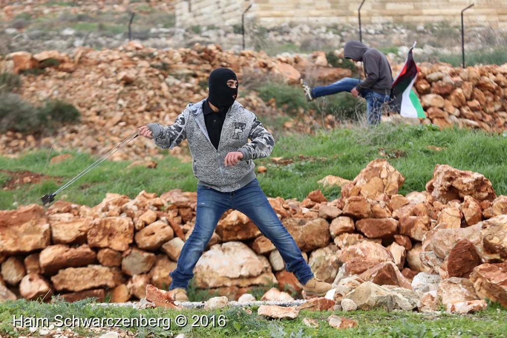 Nabi Saleh 29/01/2016 | IMG_8446