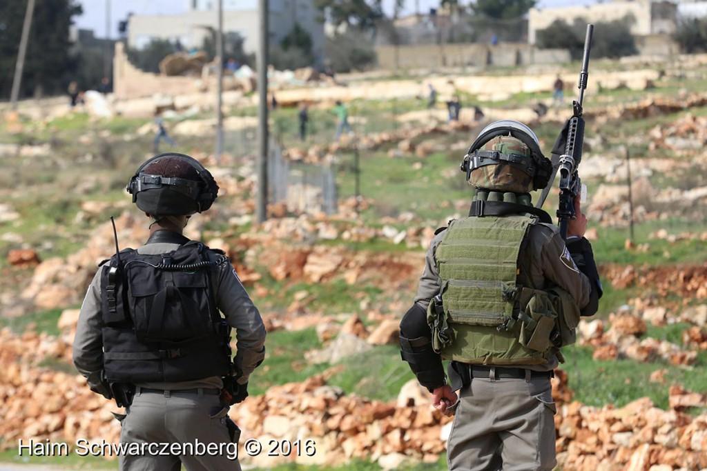 Nabi Saleh 29/01/2016 | IMG_8521