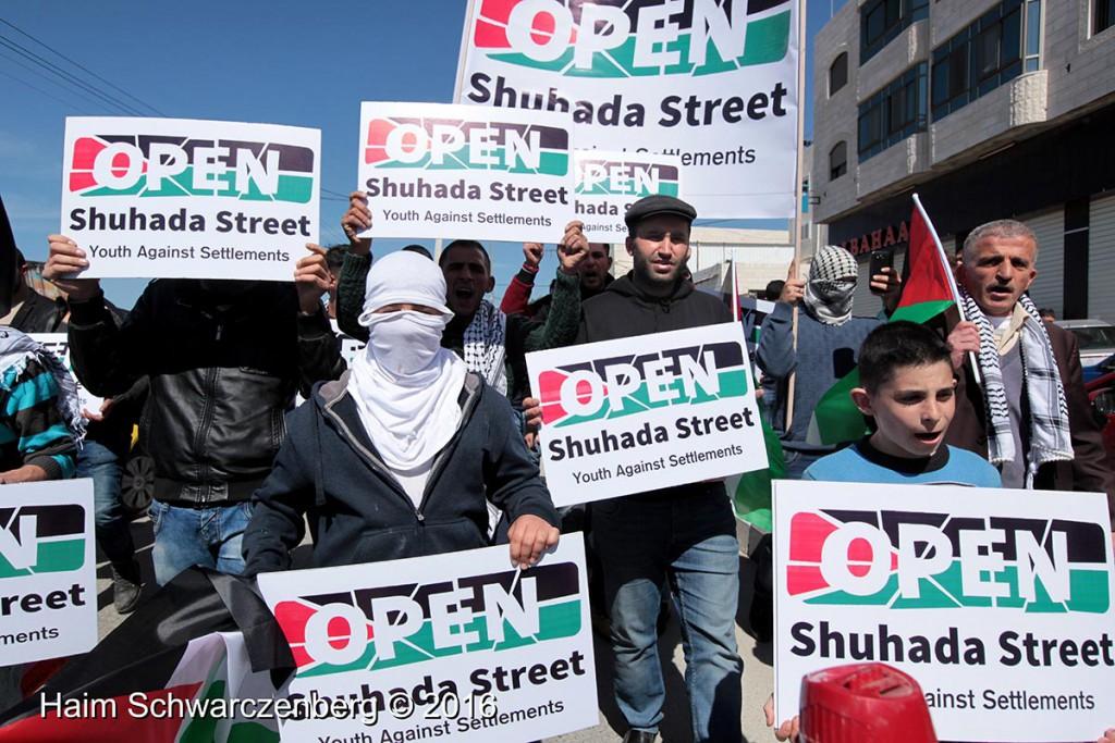 Open Shuhadaa street, Hebron 26/02/2016 | IMG_2165