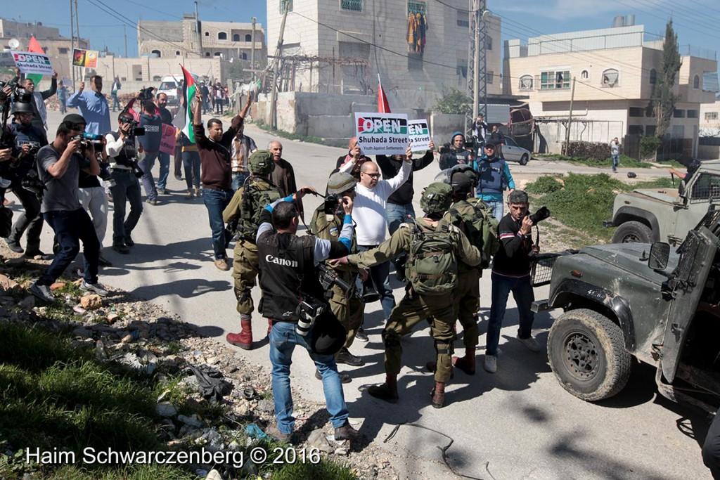 Open Shuhadaa street, Hebron 26/02/2016 | IMG_2212
