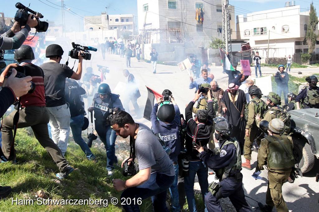 Open Shuhadaa street, Hebron 26/02/2016 | IMG_2217