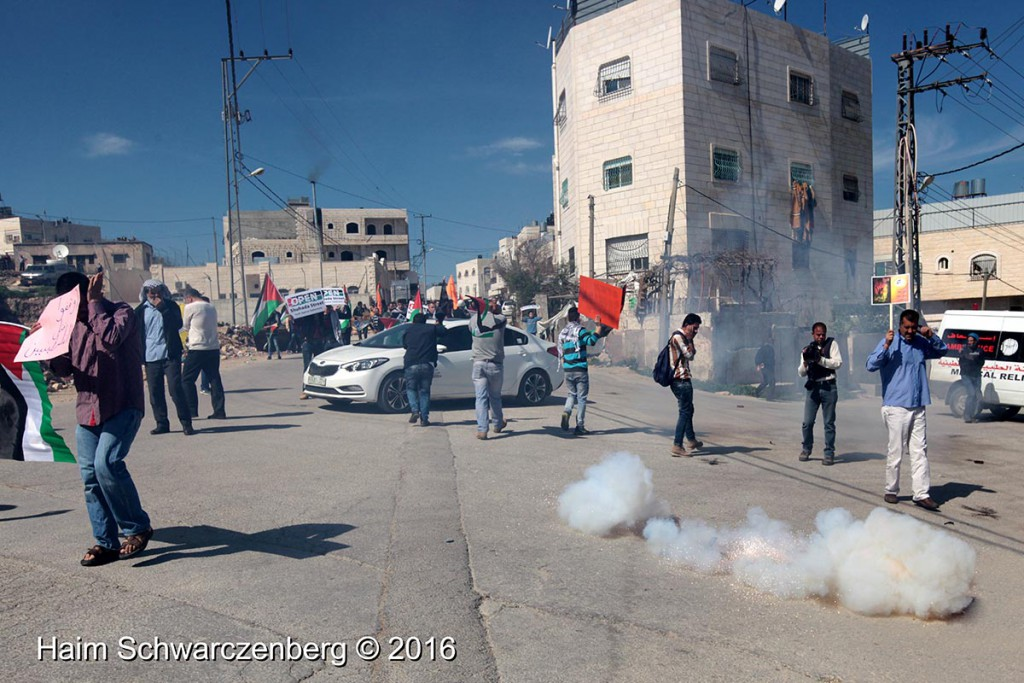 Open Shuhadaa street, Hebron 26/02/2016 | IMG_2252