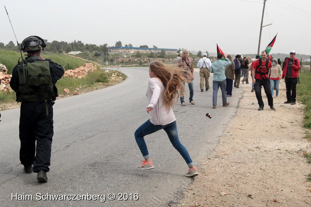 Nabi Saleh 25/03/2016 | IMG_2725