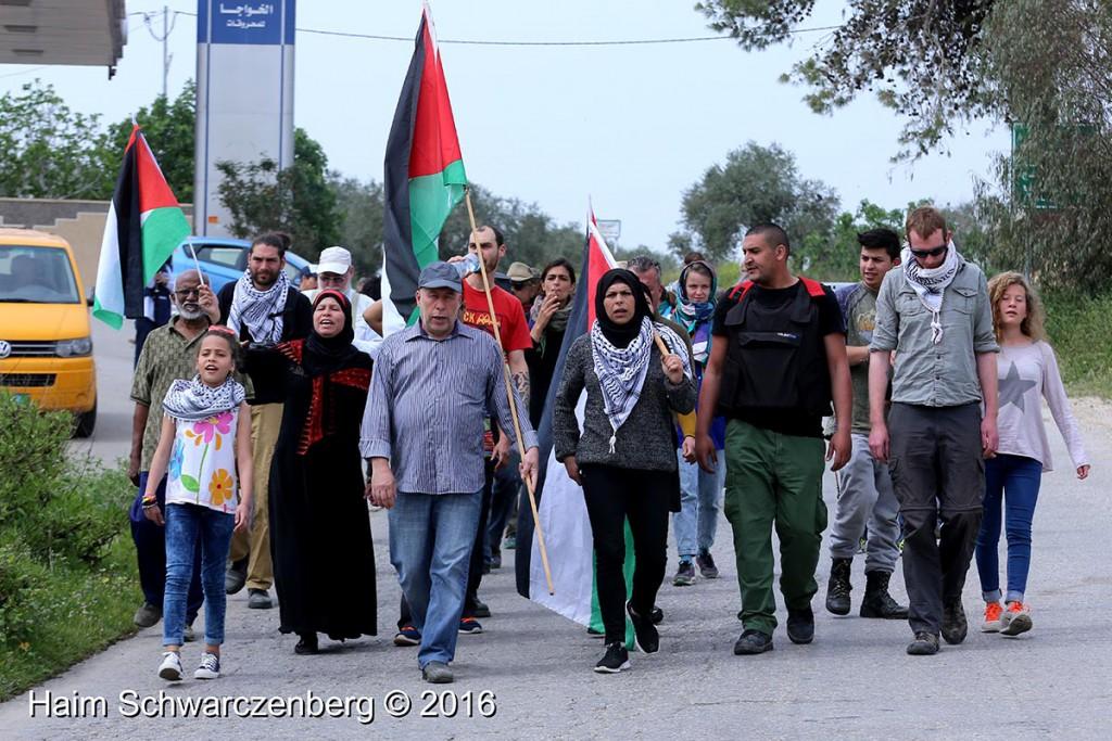 Nabi Saleh 25/03/2016 | IMG_4165