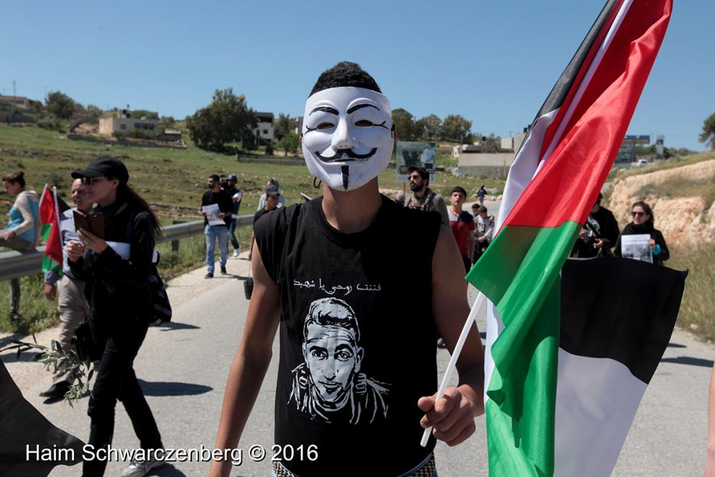Nabi Saleh 01/04/2016 | IMG_2884