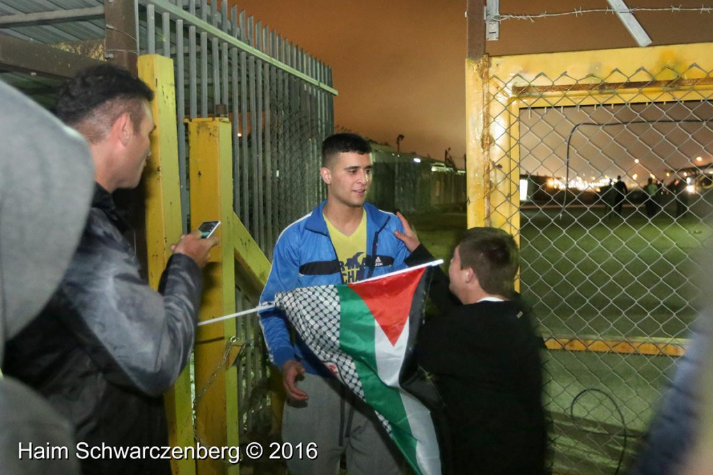 The release of Nabi Saleh's political prisoners 13/04/2016 | IMG_6013