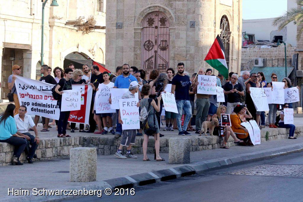 Free Darin Tatur, Jaffa, 25.6.2016 | IMG_4137
