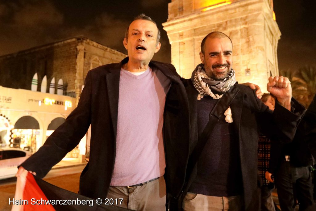 Jaffa: Demonstration against Home Demolitions in Umm al-Hiran | FW7A4047