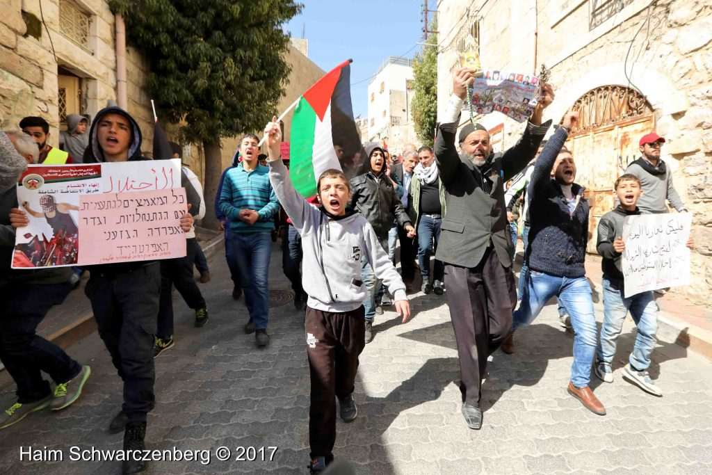 Open Shuhadaa Street, Hebron, 2017 | FW7A6914