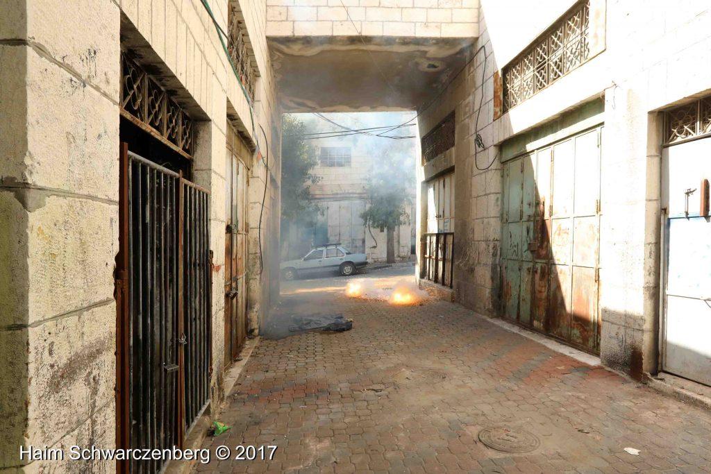Open Shuhadaa Street, Hebron, 2017 | FW7A6939
