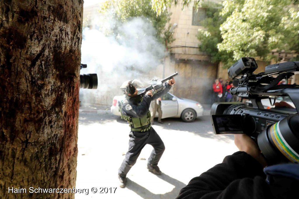 Open Shuhadaa Street, Hebron, 2017 | FW7A6981