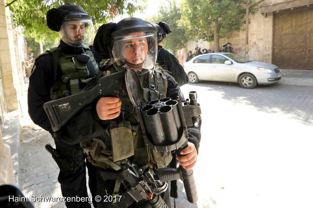 Open Shuhadaa Street, Hebron, 2017 | FW7A6996