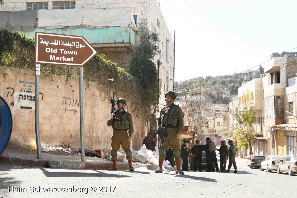 Open Shuhadaa Street, Hebron, 2017 | FW7A7053