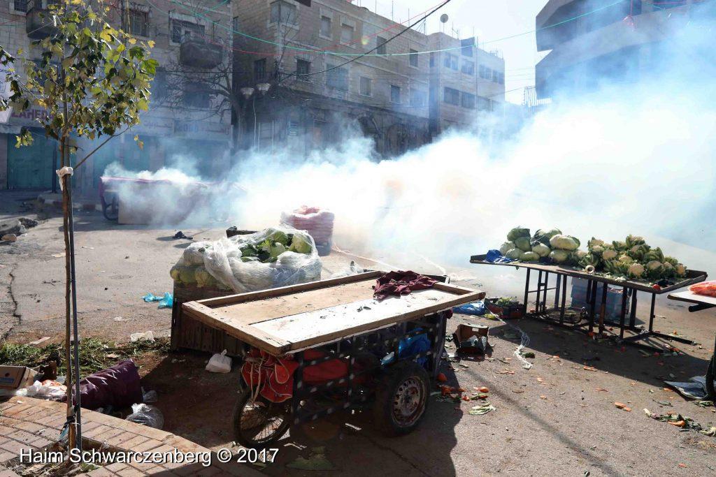 Open Shuhadaa Street, Hebron, 2017 | FW7A7079