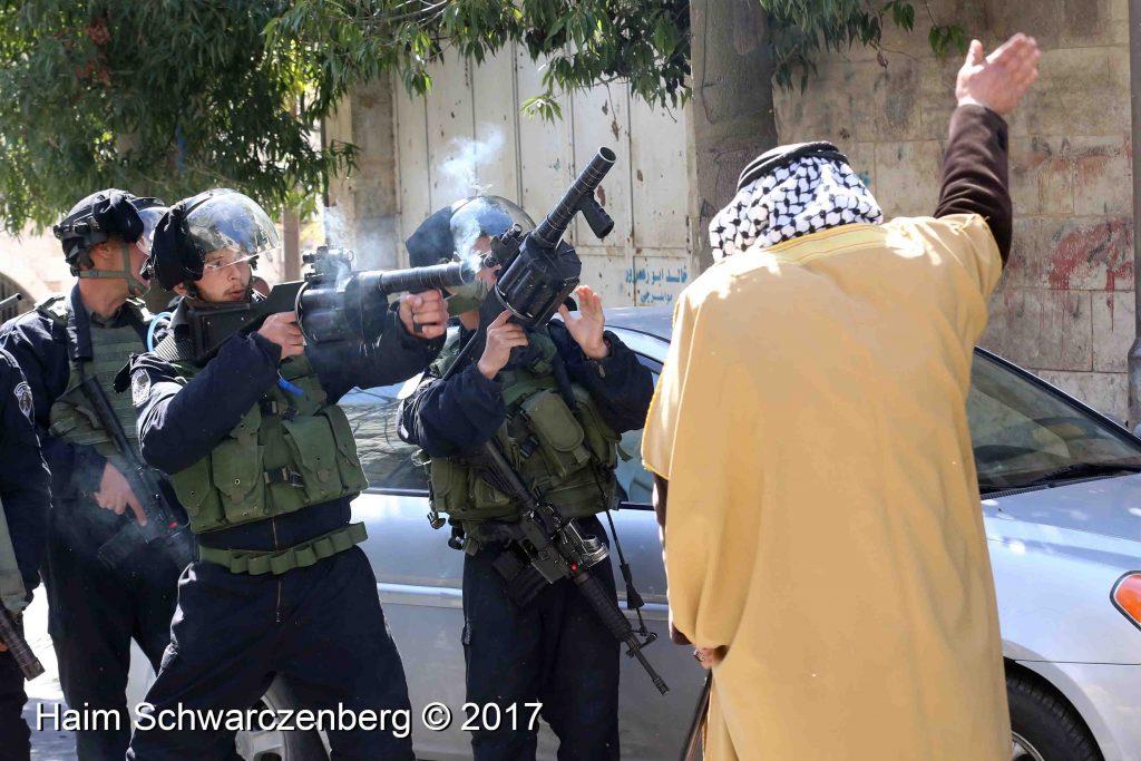 Open Shuhadaa Street, Hebron, 2017 | IMG_8201