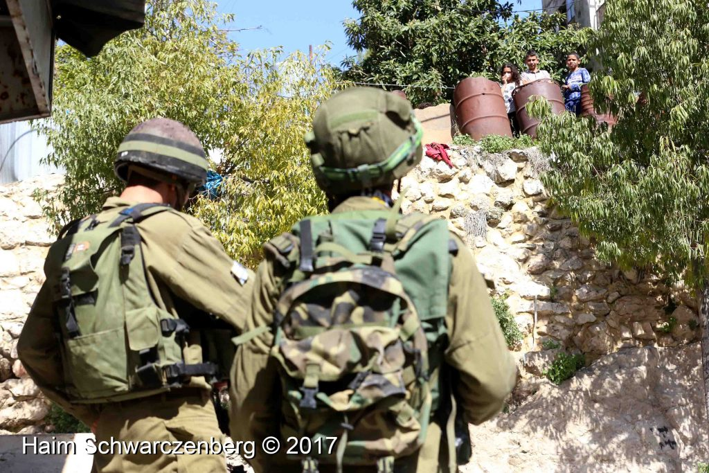 Open Shuhadaa Street, Hebron, 2017 | IMG_8266