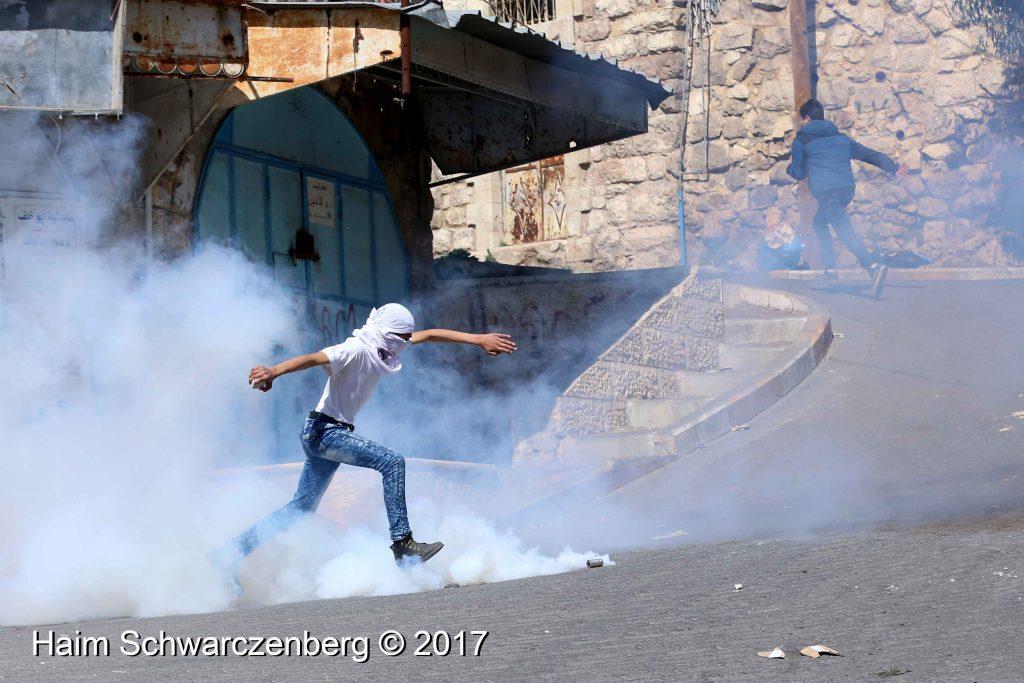Open Shuhadaa Street, Hebron, 2017 | IMG_8345