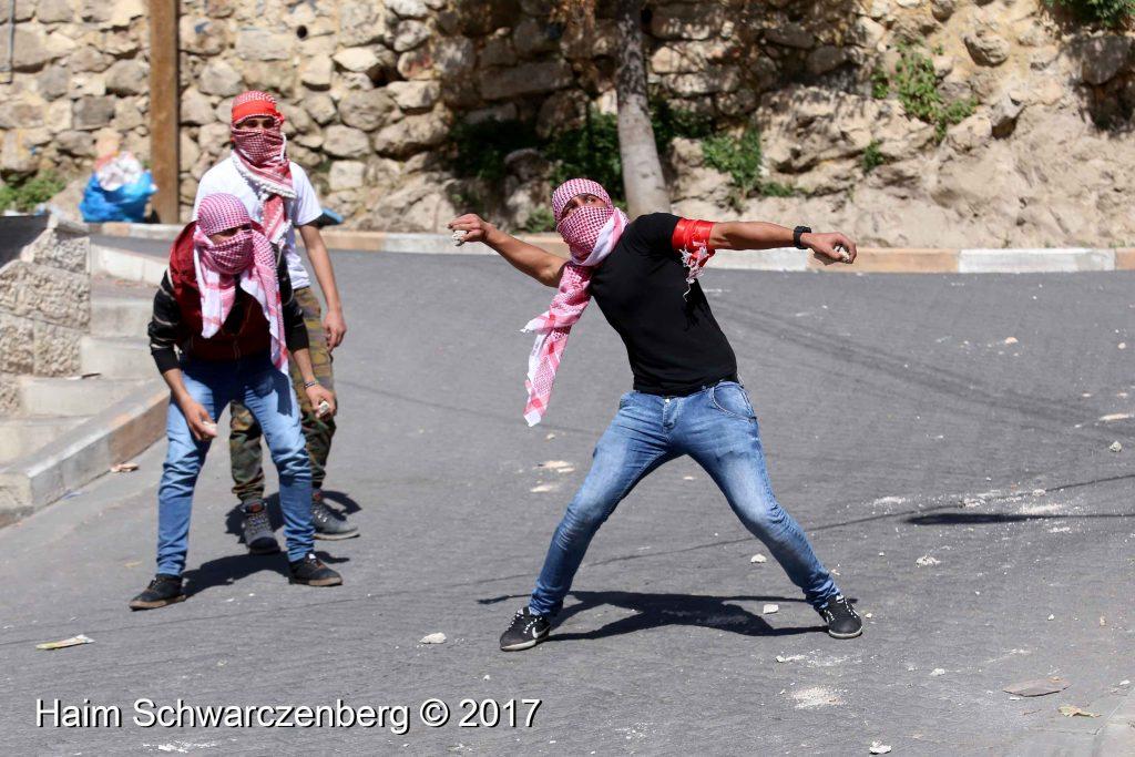 Open Shuhadaa Street, Hebron, 2017 | IMG_8376