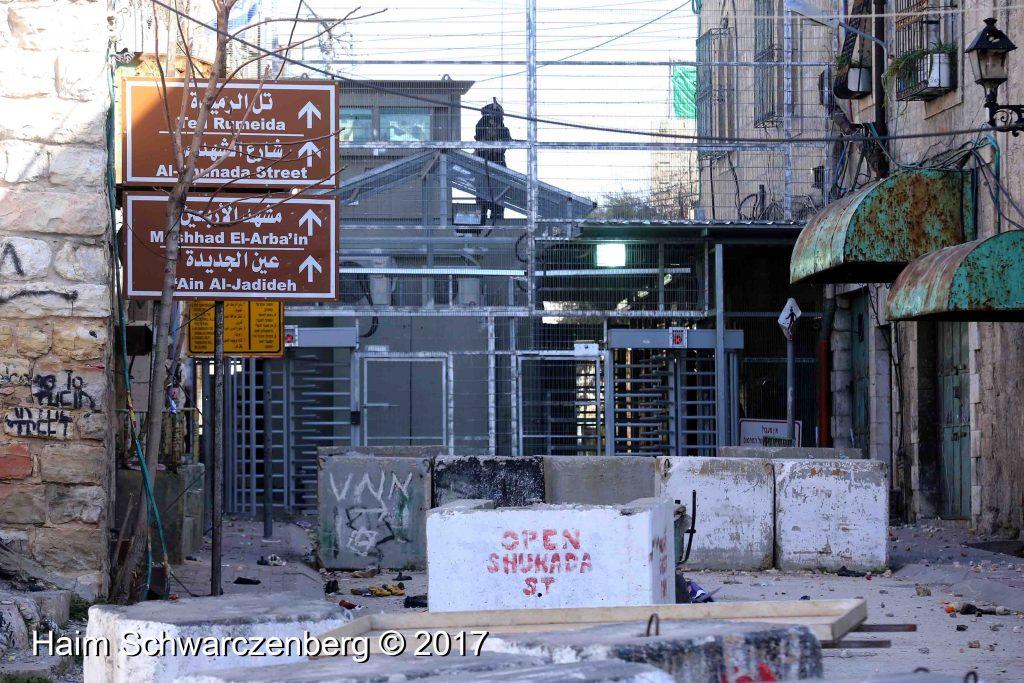 Open Shuhadaa Street, Hebron, 2017 | IMG_8536