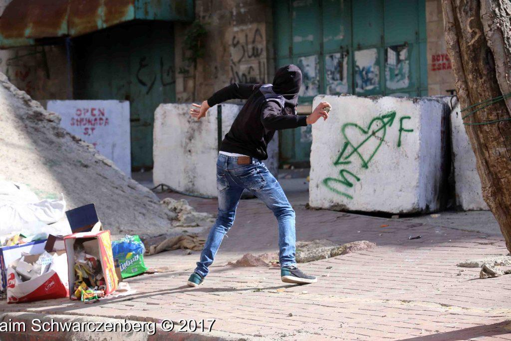 Open Shuhadaa Street, Hebron, 2017 | IMG_8565