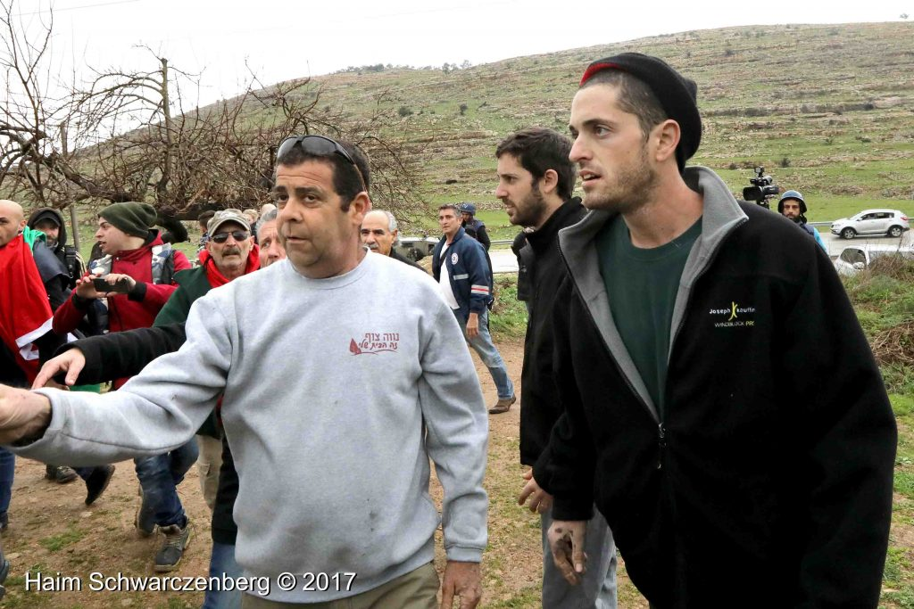 Settlers Violence, Nabi Saleh, 3 March 2017 | FW7A8561