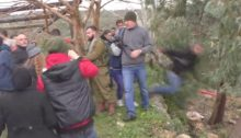 Settlers Violence, Nabi Saleh, 3 March 2017