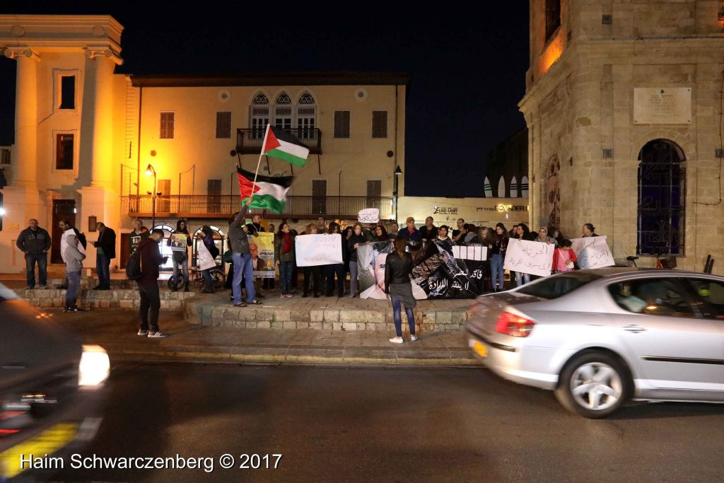 Jaffa stands in solidarity with Palestinian political prisoners | FW7A3330