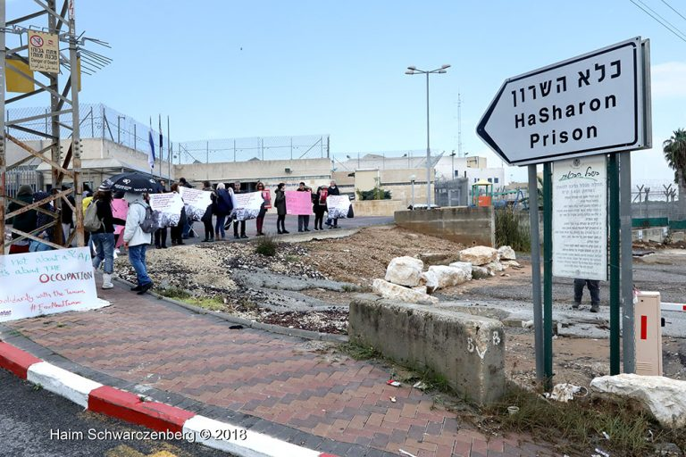 Protest in solidarity with Palestinian political prisoners | FW7A0688