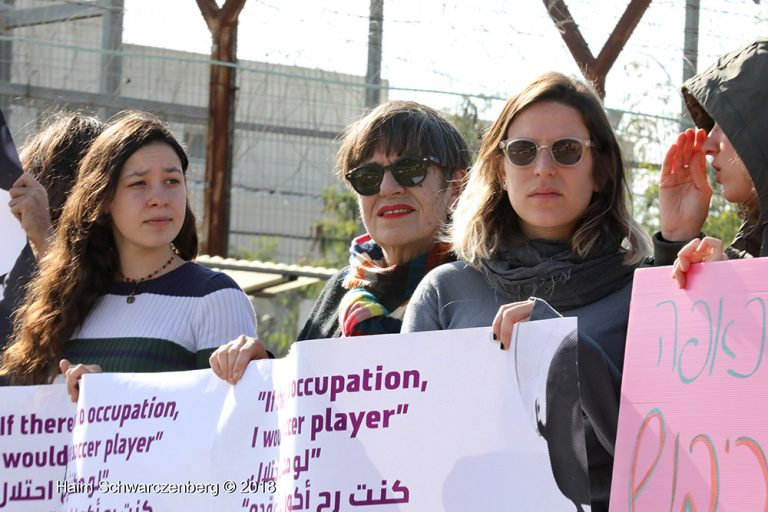 Protest in solidarity with Palestinian political prisoners | FW7A0901