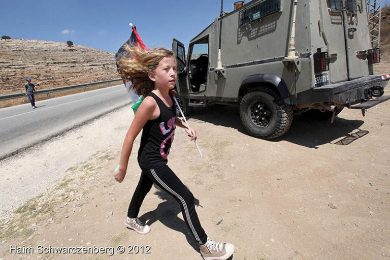 Photo exhibition of Ahed Tamimi in an apartheid detention facility in South Africa | IMG_7884