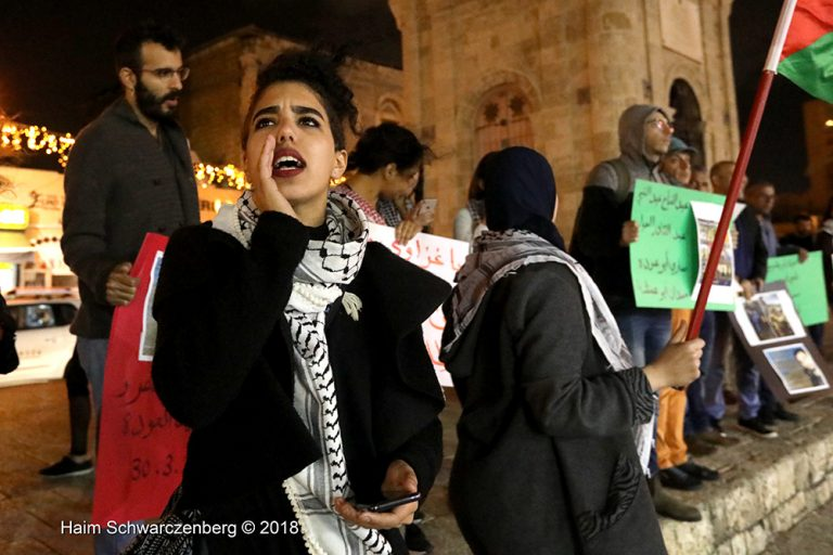 Jaffa in Solidarity with Gaza | FW7A4985
