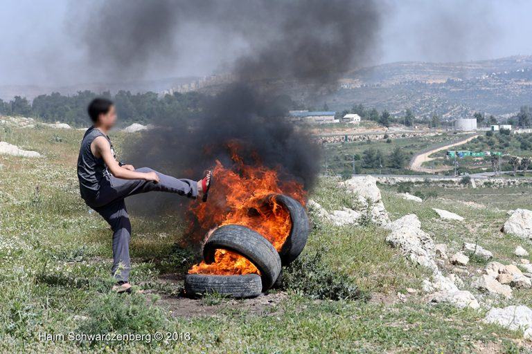 Nabi Saleh 06/04/2018 | FW7A5107