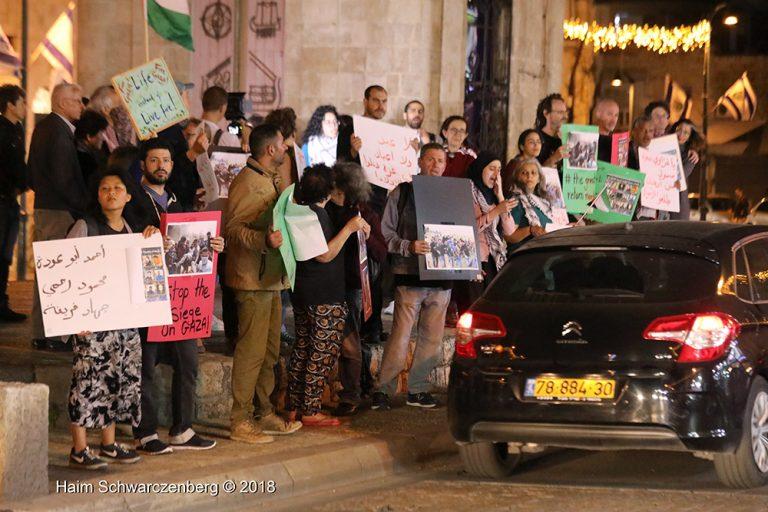 Jaffa in Solidarity with Gaza | FW7A7411