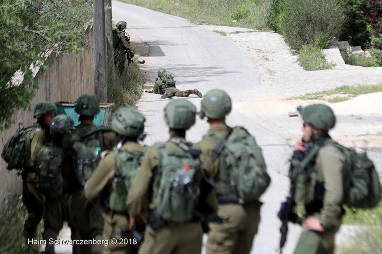 Nabi Saleh 20/04/2018 | FW7A7469