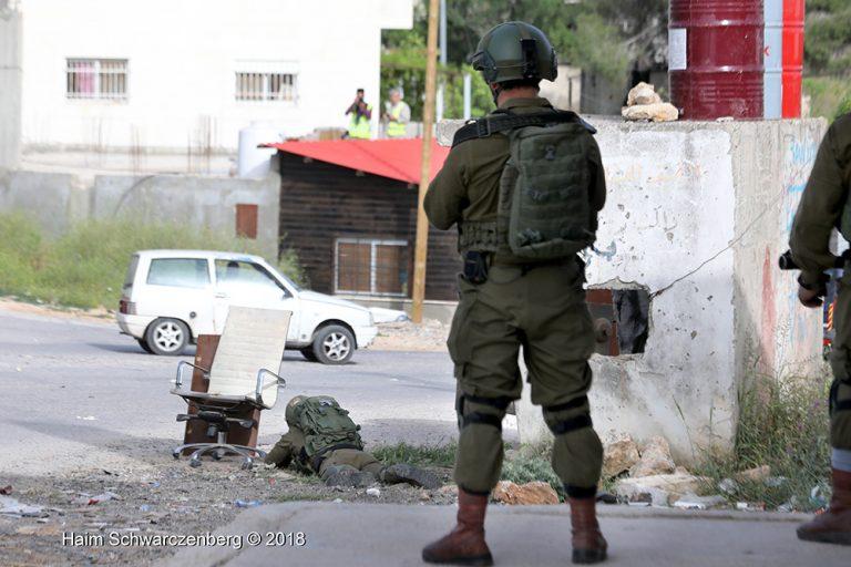 Nabi Saleh 20/04/2018 | FW7A8200