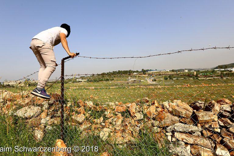 Nabi Saleh 13/04/2018 | IMG_0986