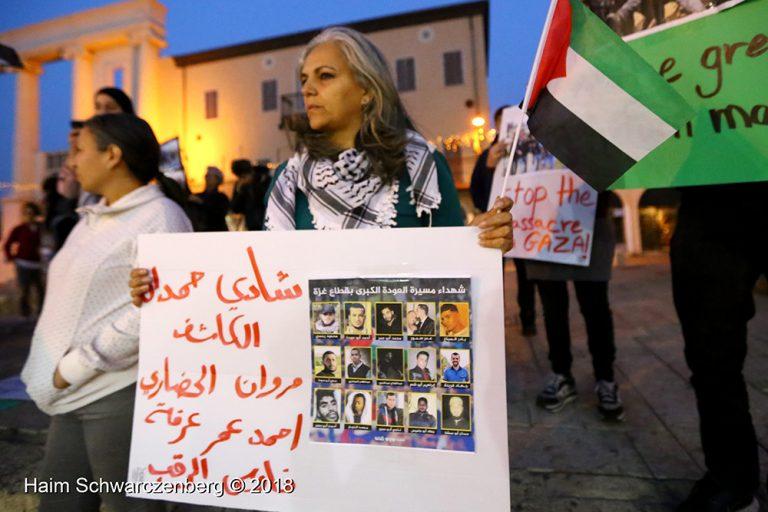 Jaffa in Solidarity with Gaza | IMG_1070
