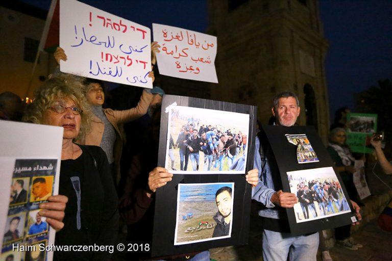 Jaffa in Solidarity with Gaza | IMG_1114