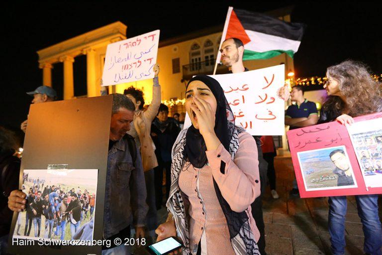 Jaffa in Solidarity with Gaza | IMG_1257