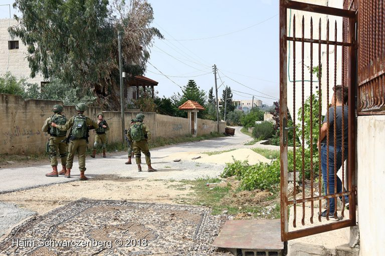 Nabi Saleh 20/04/2018 | IMG_1357
