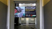 Photo Exhibition: Child prisoners of Nabi Saleh, Johannesburg, South Africa